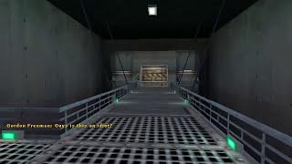 Half-Life 1 *TRAIN DOOR WONT OPEN* FIXED [NO CHEAT] 2017/2018