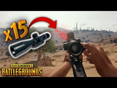 LONGEST x15 Scope Shot..!! | Best PUBG Moments and Funny Highlights - Ep.112