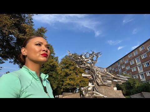 Museum of the Second World War, Gdańsk | Live with @PoAmBrotherhood Tara Szczepanski