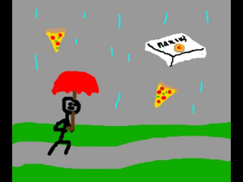 Pizza Rain GIFs - Find & Share on GIPHY