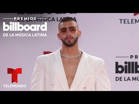 Los looks más arriesgados en la alfombra roja de los Premios Billboard 2020