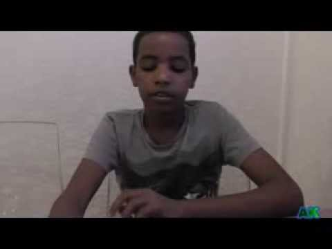 Kokob, 14 year old boy dangerous journey Eritrea through Sahara 2013 P1