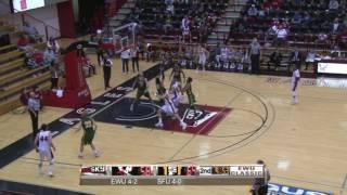 Highlights of Eastern Men's Basketball against San Francisco (Nov. 27).