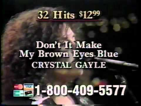1999 Country Gold CD Compilation Commercial