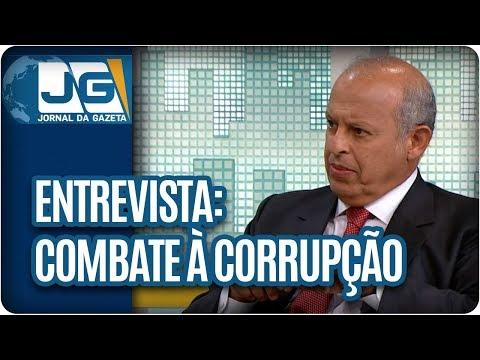Maria Lydia entrevista o advogado criminalista Alberto Toron, sobre o combate à corrupção
