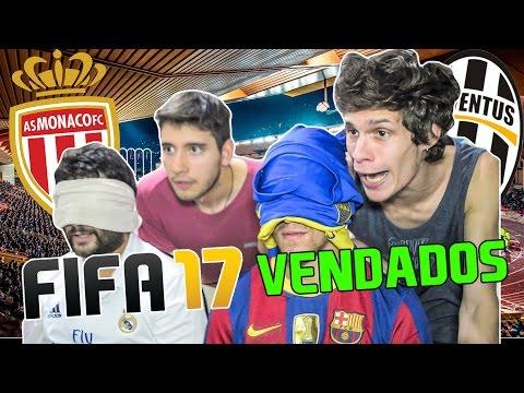 MONACO vs JUVENTUS    Champions 2017   FIFA 17 VENDADOS