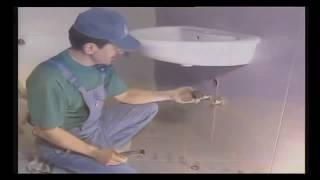 Услуги сантехника/ установка раковины/ #Москва #мастер #сантехник #отопление #канализация/(, 2017-11-17T06:42:27.000Z)