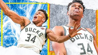 Giannis Antetokounmpo - The Most ATHLETIC Plays - 2020 Highlights