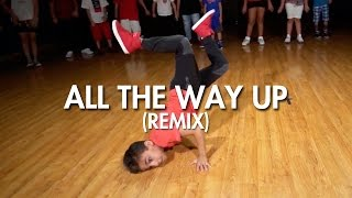 Fat Joe, Remy Ma - All The Way Up (David Guetta & GLOWINTHEDARK Remix) (Kids Freestyle Dance Video)