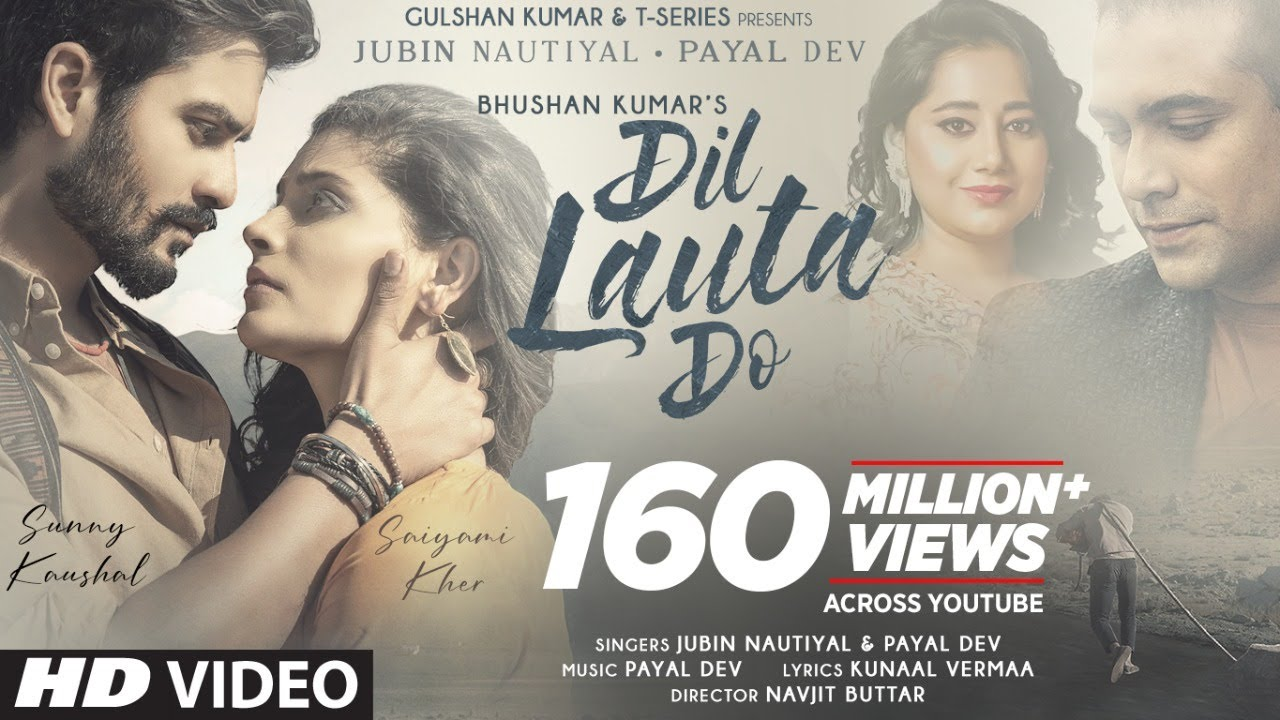 Dil Lauta Do Song | Jubin Nautiyal, Payal Dev | Sunny K, Saiyami K | Kunaal V | Navjit B | Bhushan K