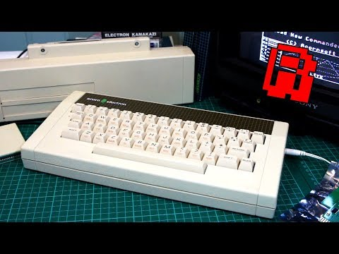 Acorn Electron | Restoration - Trash to Treasure