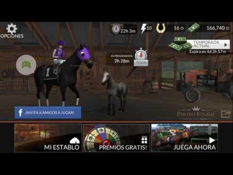 Photo Finish Horse Racing - 2017. El mejor juego de carreras de caballos