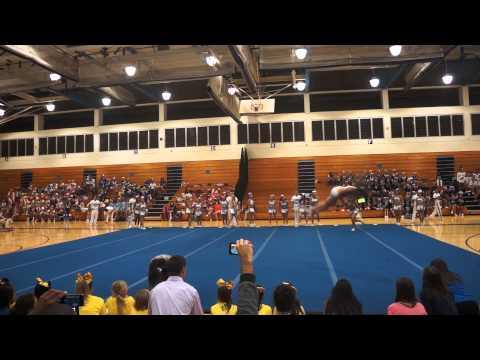 Hawaii Pacific University Cheerleading 2012-2013