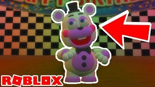 How To Get Helpy Badge in Roblox FNAF 2 A New Beginning