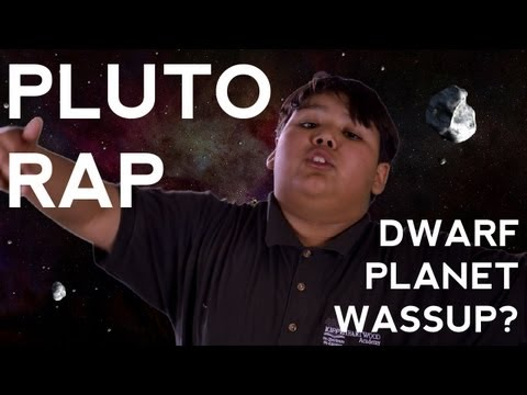 Dwarf Planet, Wassup? (Pluto Rap) - Science History Rap Battle