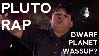Dwarf Planet, Wassup? (Pluto Rap) - Science History Rap Battle