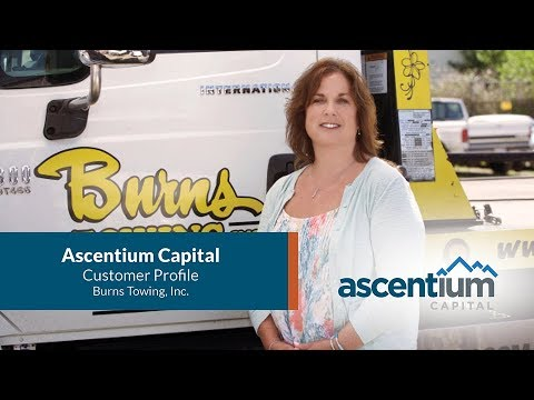 Ascentium Capital Truck Financing Review by Burns Towing