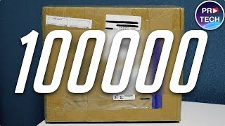 Распаковка на 100 000. Fedex. Проблема с таможней | ProTech
