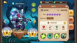 My NEW INSANE 6 STAR In IDLE HEROES!