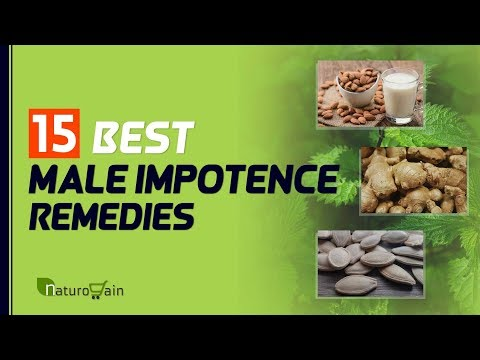 15 Best Herbal Remedies for Male Impotence Due To Depression