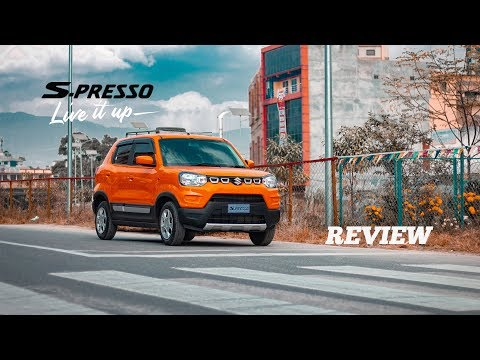 Suzuki S-Presso: Review   Reviews Nepal
