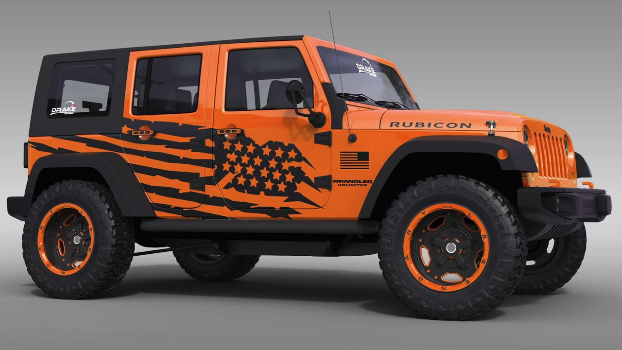 Jeep decals jeep wraps morris 4x4 center