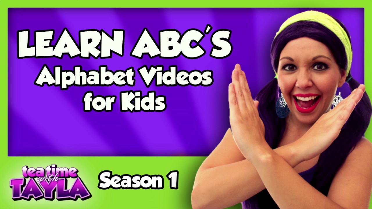 Learn ABC's | Alphabet Videos for Kids preview