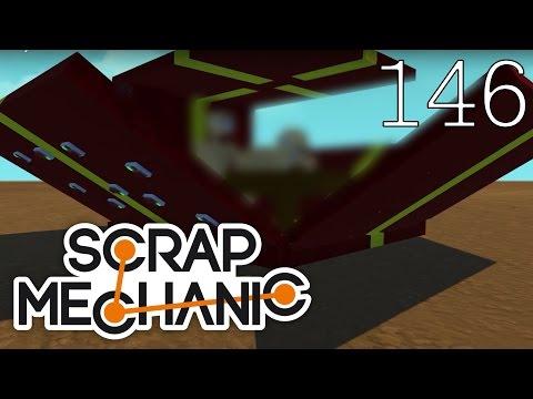Scrap Mechanic [#146] Co skrywają PREZENTY?!
