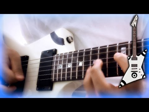 Guns n' Roses - Sweet Child o' Mine - Full Guitar Cover - HD 1080p