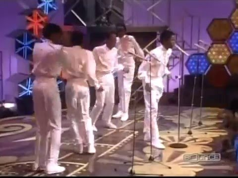 New Edition - candy girl (Soultrain 1983)