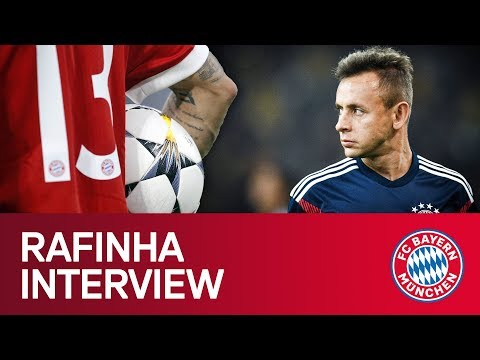 That's what the tattoos of Rafinha mean | Exclusive Interview w/ Rafinha | FC Bayern