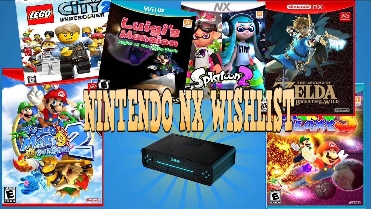 nintendo switch spel lista