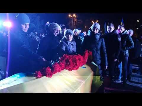 Kolo News: Прощання з Максимом Хітайловим у Полтаві