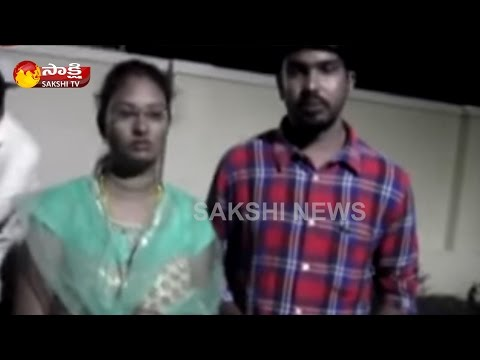 Guntur District: Police Over action in Love Marriage - Watch Exclusive