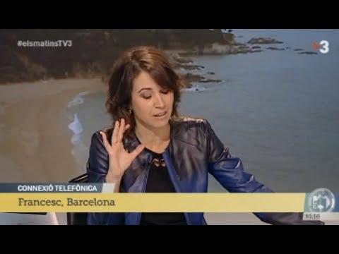 Un catalán llama a TV3 y les abronca por su sectarismo