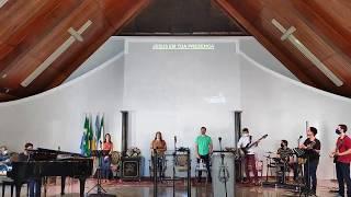Culto da Manhã - 21/06/2020 - Rev. Marcos Martins
