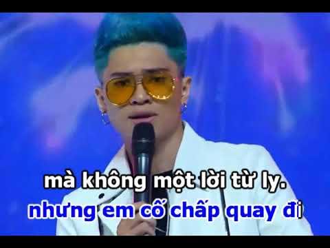 Karaoke Không Tồn Tại _ BAK ( Bảo Kun ) Beat Chuẩn
