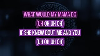 Mama Do (Karaoke Version) - Pixie Lott | TracksPlanet