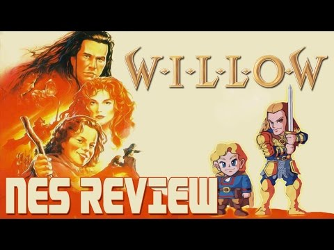 Daria Reviews Willow [NES] - A Movie Game That Doesn