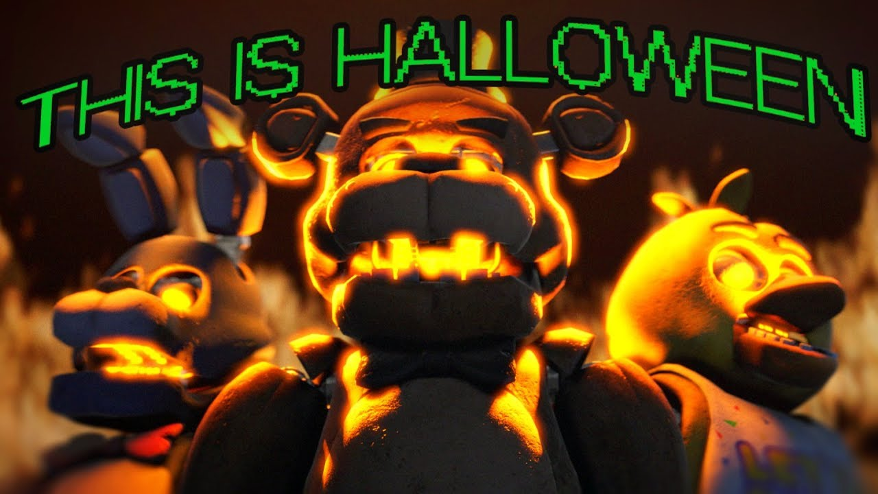 FNAF SONG: THIS IS HALLOWEEN (Metal Cover)