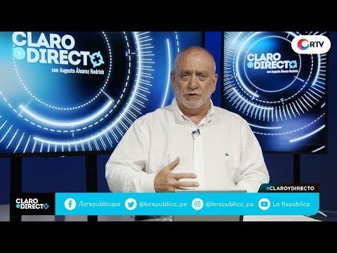 El acuerdo con Odebrecht - Claro y Directo con Augusto Álvarez Rodrich