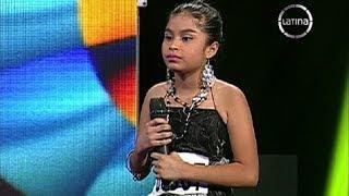Yo Soy Kids: Pequeña imitadora de Natalia Jiménez dio un gran paso