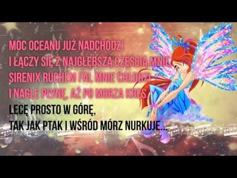 Winx Sirenix Karaoke pl HD