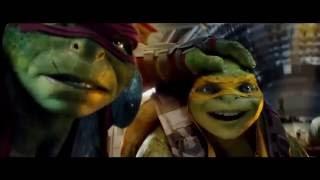 Обзор на фильм «Черепашки-ниндзя 2»
