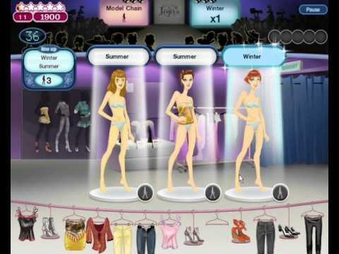 Jo Jo's Fashion Show - Gameplay (voice) 1