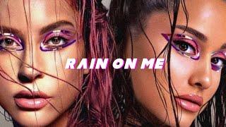 Lady Gaga, Ariana Grande - Rain On Me (Music Video)