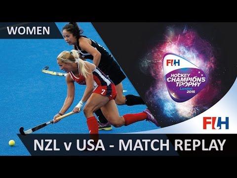 Women's HCT DAY 5 - NZL v USA