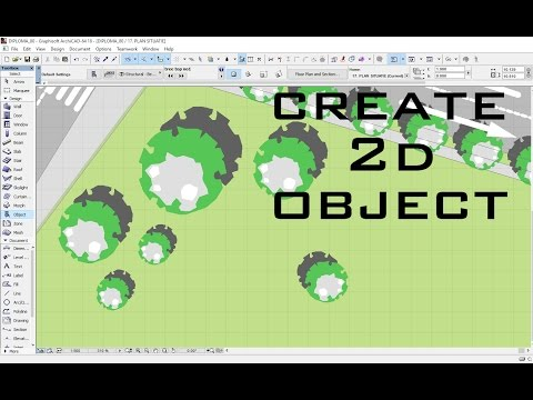 archicad tutorial how to create a new 3d object with custom hotspots and 2d symbol. Black Bedroom Furniture Sets. Home Design Ideas