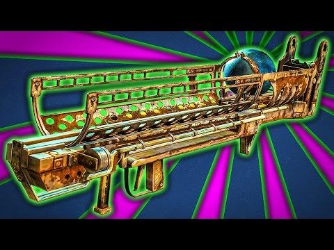 Fallout 4 - The Striker - Unique Far Harbor Weapon Guide