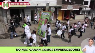 MOISES MIESES EN EL DISTRITO DE CARABAYLLO